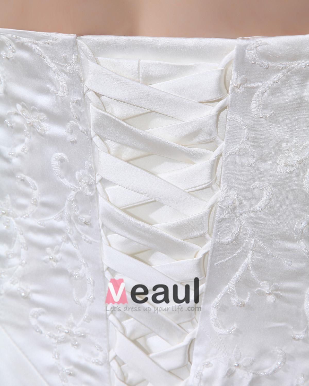 ... Große Größen Brautkleider Hochzeitskleid [1714120071] - Veaul.com