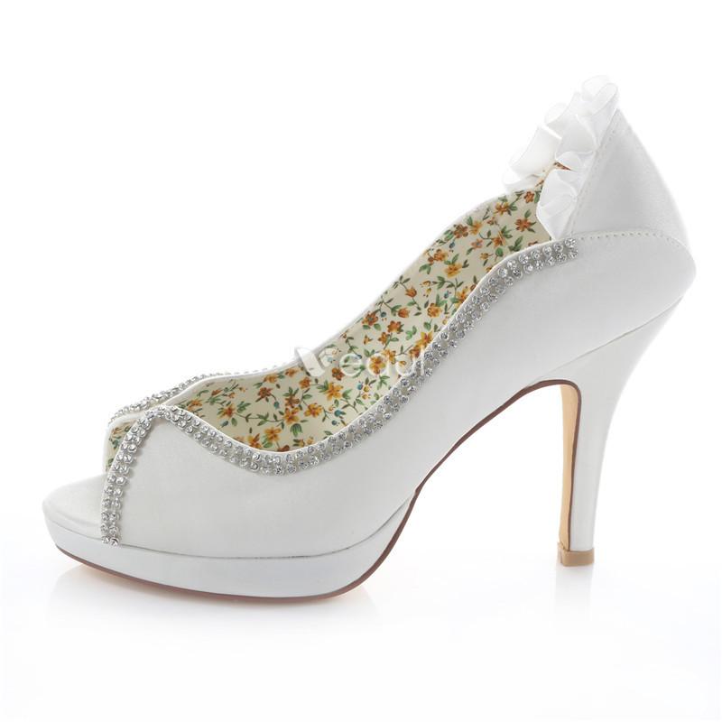 Chaussure A Talon Elegante
