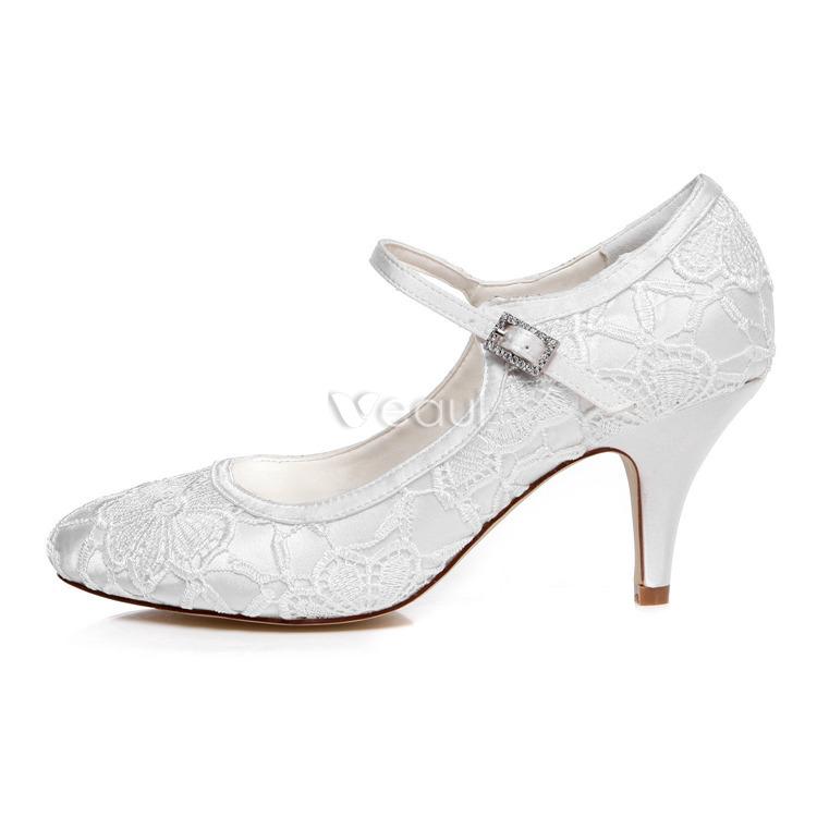 Chaussures de mariée vintage