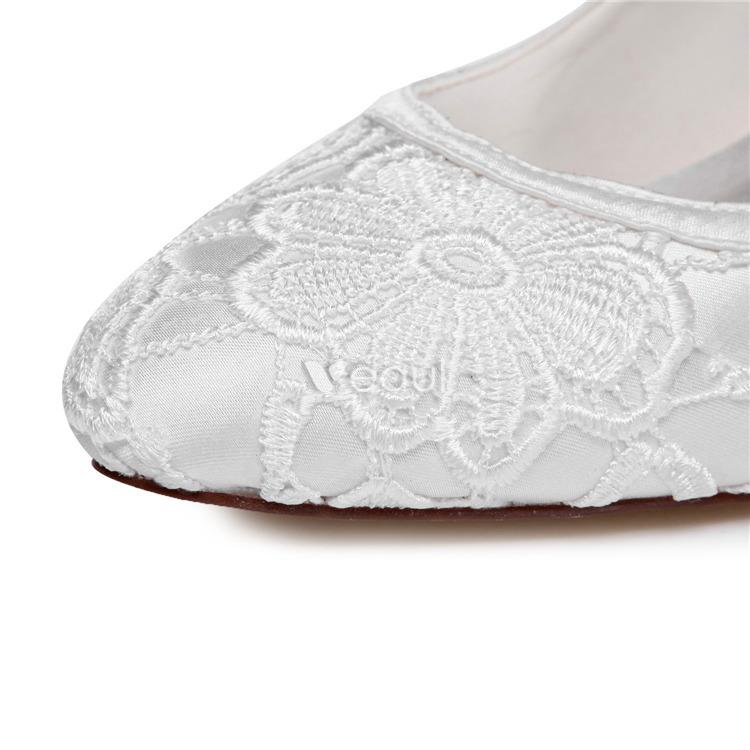 Chaussures mariage - La marie - Robe de marie