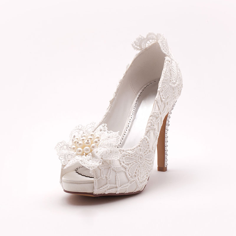 bruidsschoenen, trouwschoenen