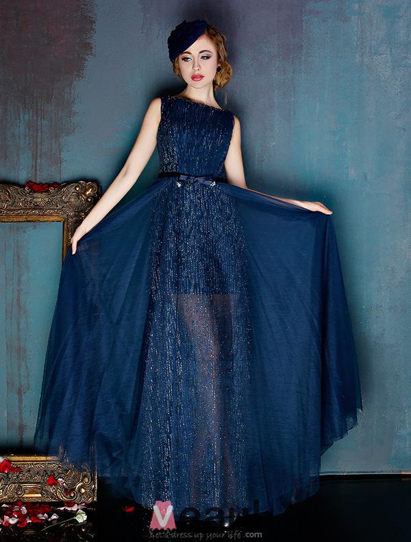 Luxus abendkleider lang gunstig
