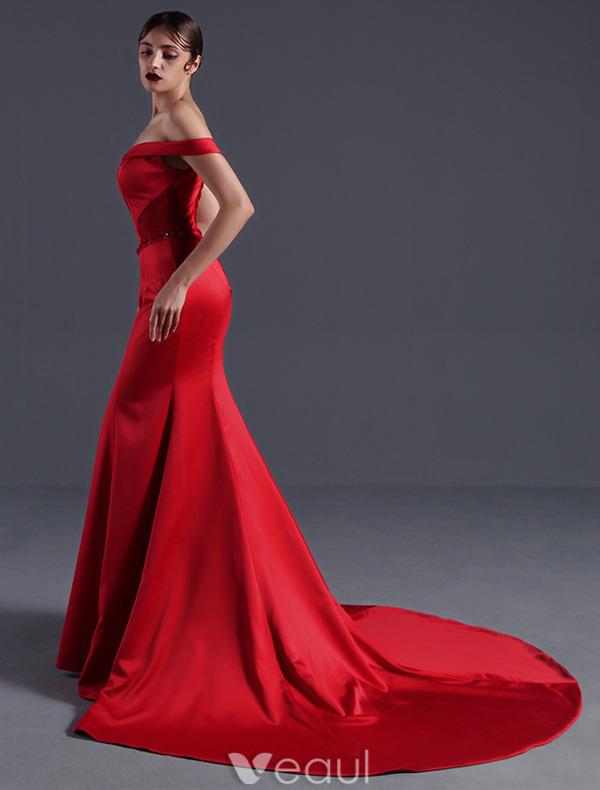 Sexy Kleid des roten Wannevideos