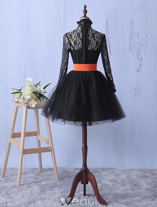 elegante spitze partykleid mit schleifeknoten kleine. Black Bedroom Furniture Sets. Home Design Ideas