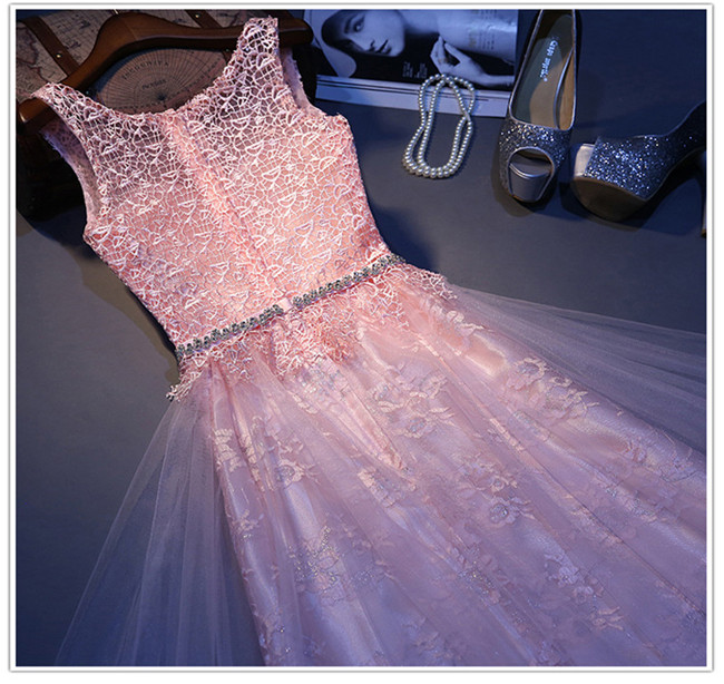 Beautiful Long Evening Dress Pierced Lace Christmas Party Dresses 2016 New Year Eve Dress