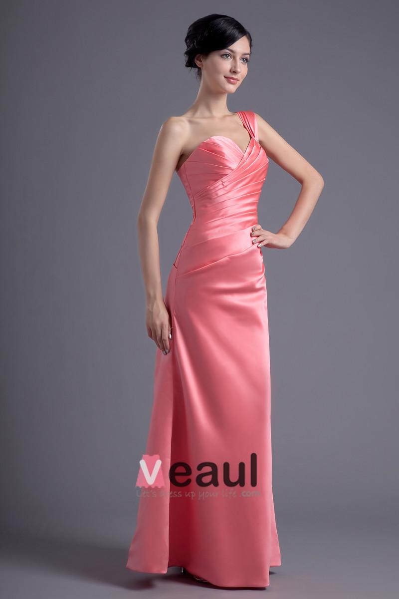 Asombroso Vestidos De Dama En La Calle Molde - Colección de Vestidos ...
