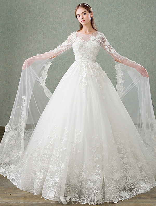 Wedding Dresses Unique Designs 15