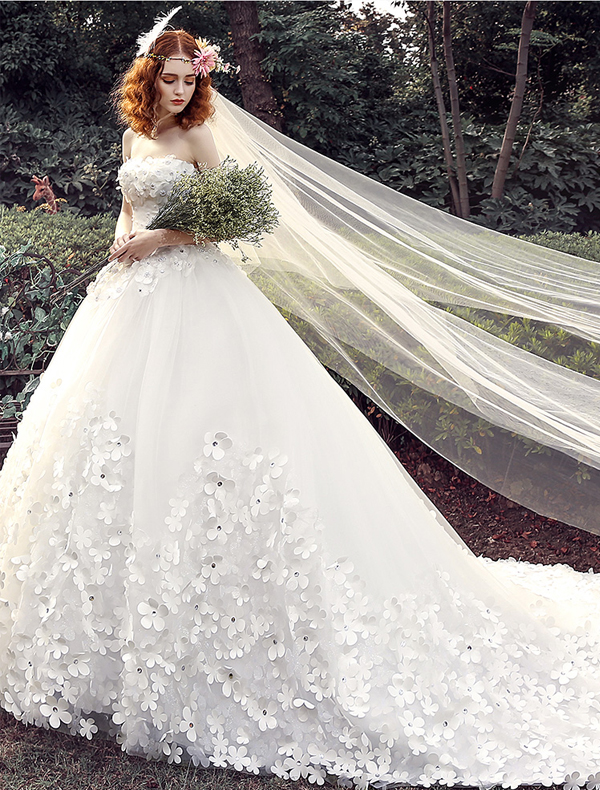 New Arrivals : 2016 Wedding Dress from Veaul.com - Live-at the Ivy