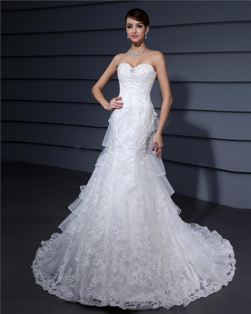 wedding dresses sheath fit wedding dresses organza sweetheart court