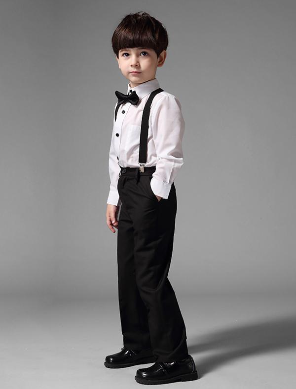 Boy Wedding Suits 4 Sets Ring Bearer Wedding Suits