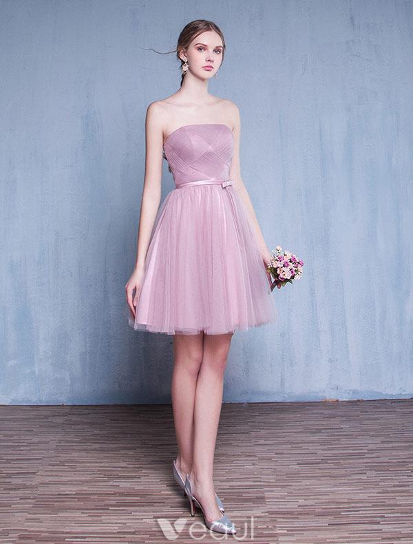 Frilly Bridesmaid Dresses - Discount Wedding Dresses