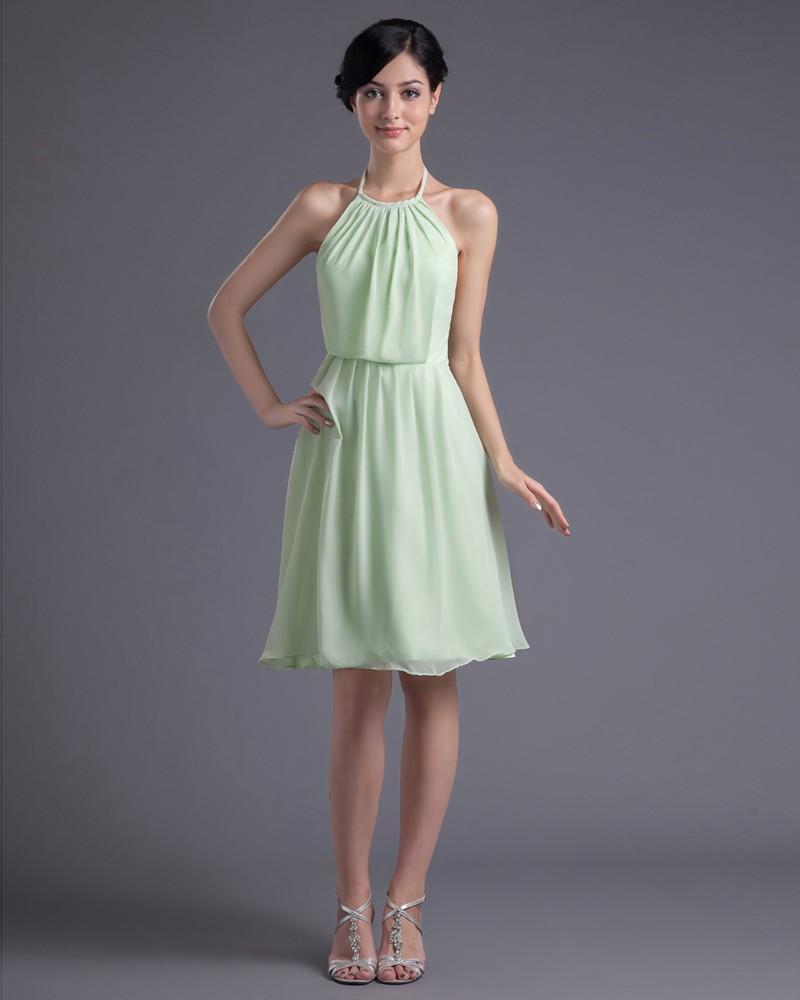 fashion length bridesmaid dresses