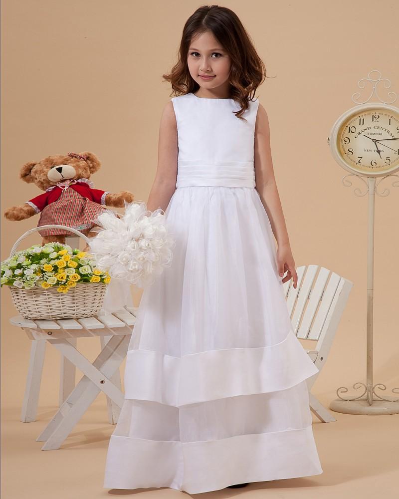 bridgewater flower girl dress wedding attire pearl yellow gold