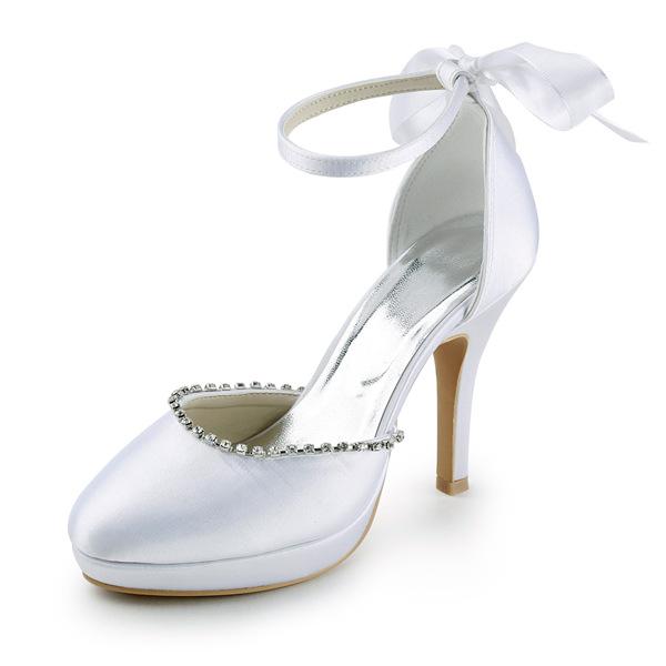 womens shoes wedding shoes cheap white wedding shoes satin stilettos