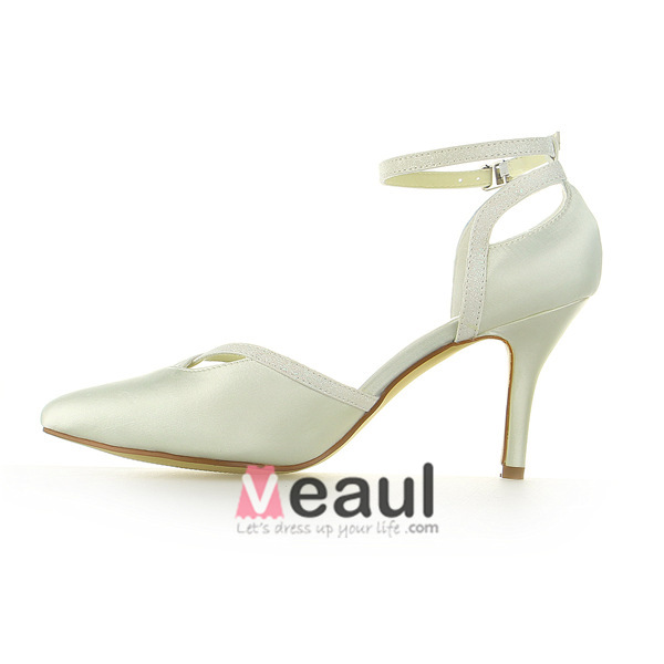 pointed toe stiletto heels 3 inch high evening