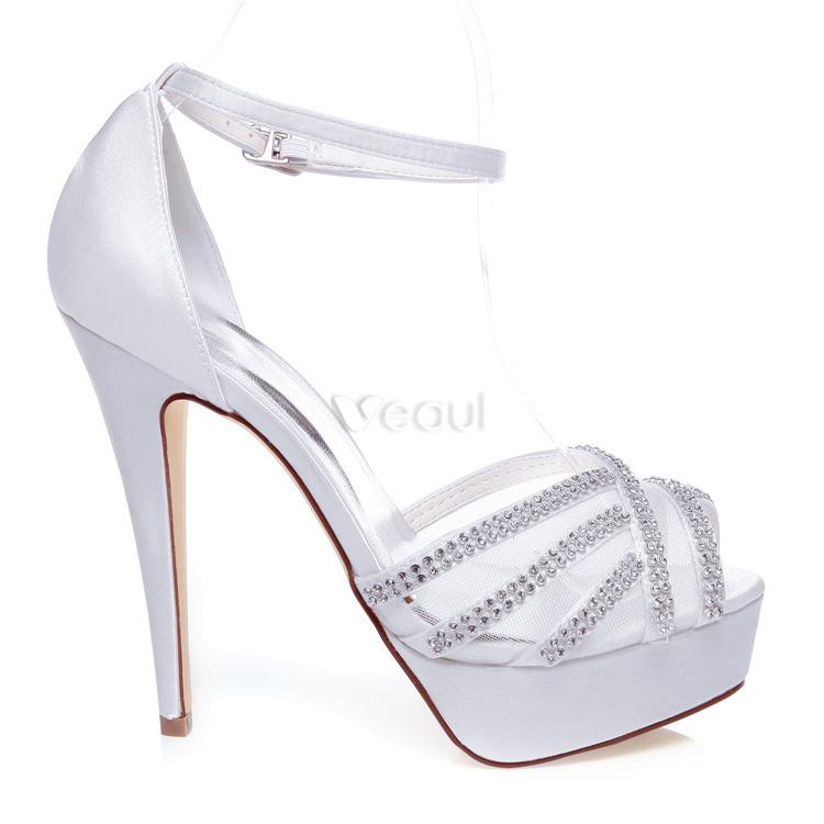 Chaussures à talon aiguille blanches femme  Bottes Femme  Bottes Motardes Femme Chaussures à talon aiguille blanches femme  39 EU H7iZ0