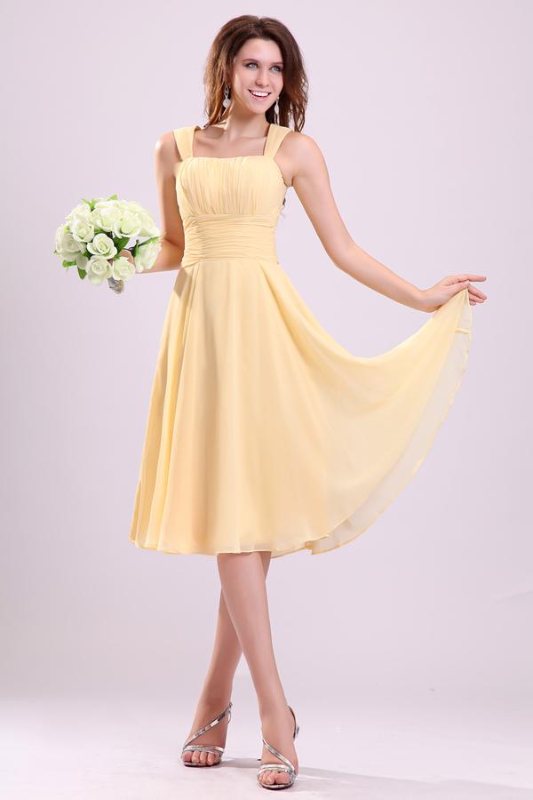 Tea length bridesmaid dresses uk