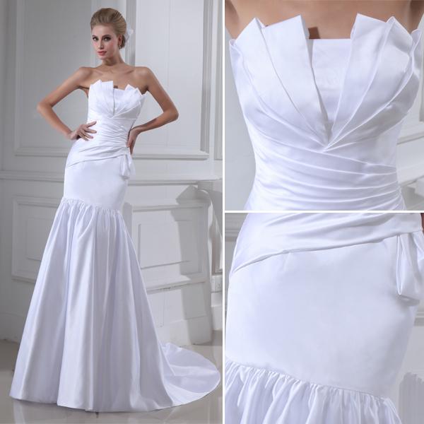 ... Robe De Mariée Vintage Robe De Mariée Simple Robe De Mariée Bustier