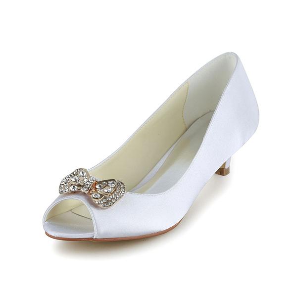 Low Heels / Kitten Heels Wedding Shoes, Bridal Shoes, Cheap ...