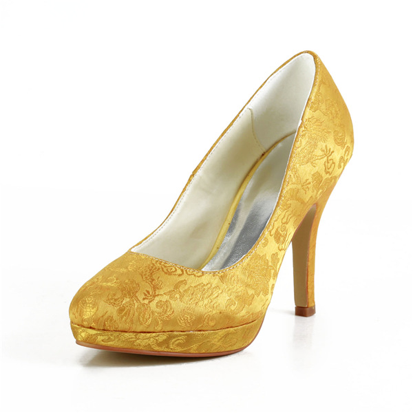 Gold Heels Womens Shoes, Cheap Ladies Shoes Online - Veaul.com