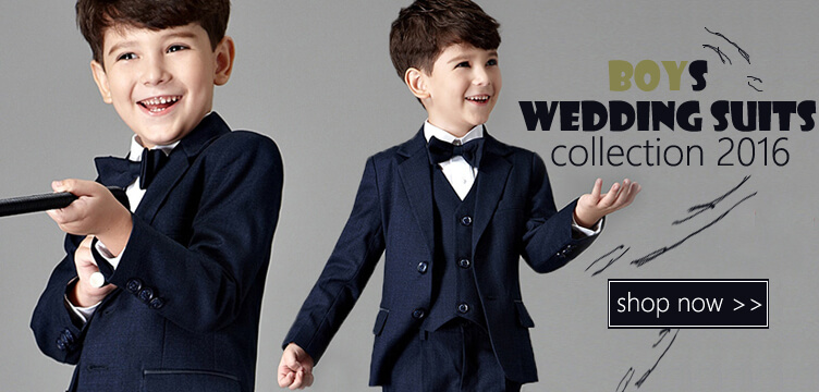 Boys Wedding Suits 2016