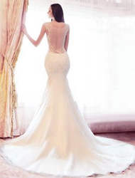Trumpet/ Mermaid Wedding Dresses