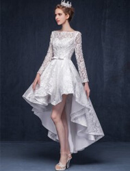 Short / Mini Wedding Dresses
