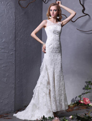Sheath / Fit Wedding Dresses