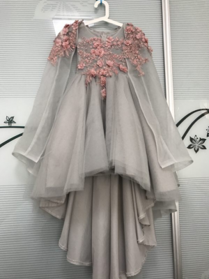 Dress came and looked exactly like the picture!