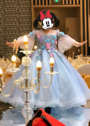 My daughter loves this dress