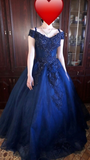 It fit perfectly and helped make her prom most memorable.