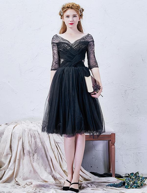 niebieskie sukienki wizytowe sukienka wizytowa. Black Bedroom Furniture Sets. Home Design Ideas